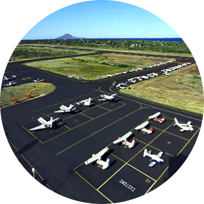 Viaker casos de éxito: Aeropuerto de Loreto, Baja California Sur