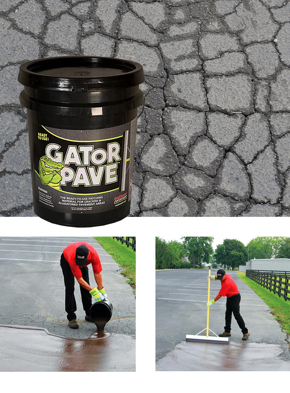 Viaker producto: GATOR PAVE™