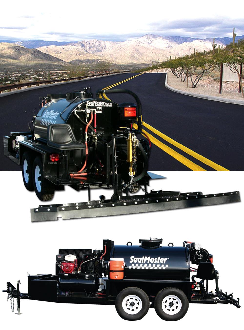 Viaker producto: TR 575 Y 750 SPRAYMASTER™ con Sistema Pro-Aire