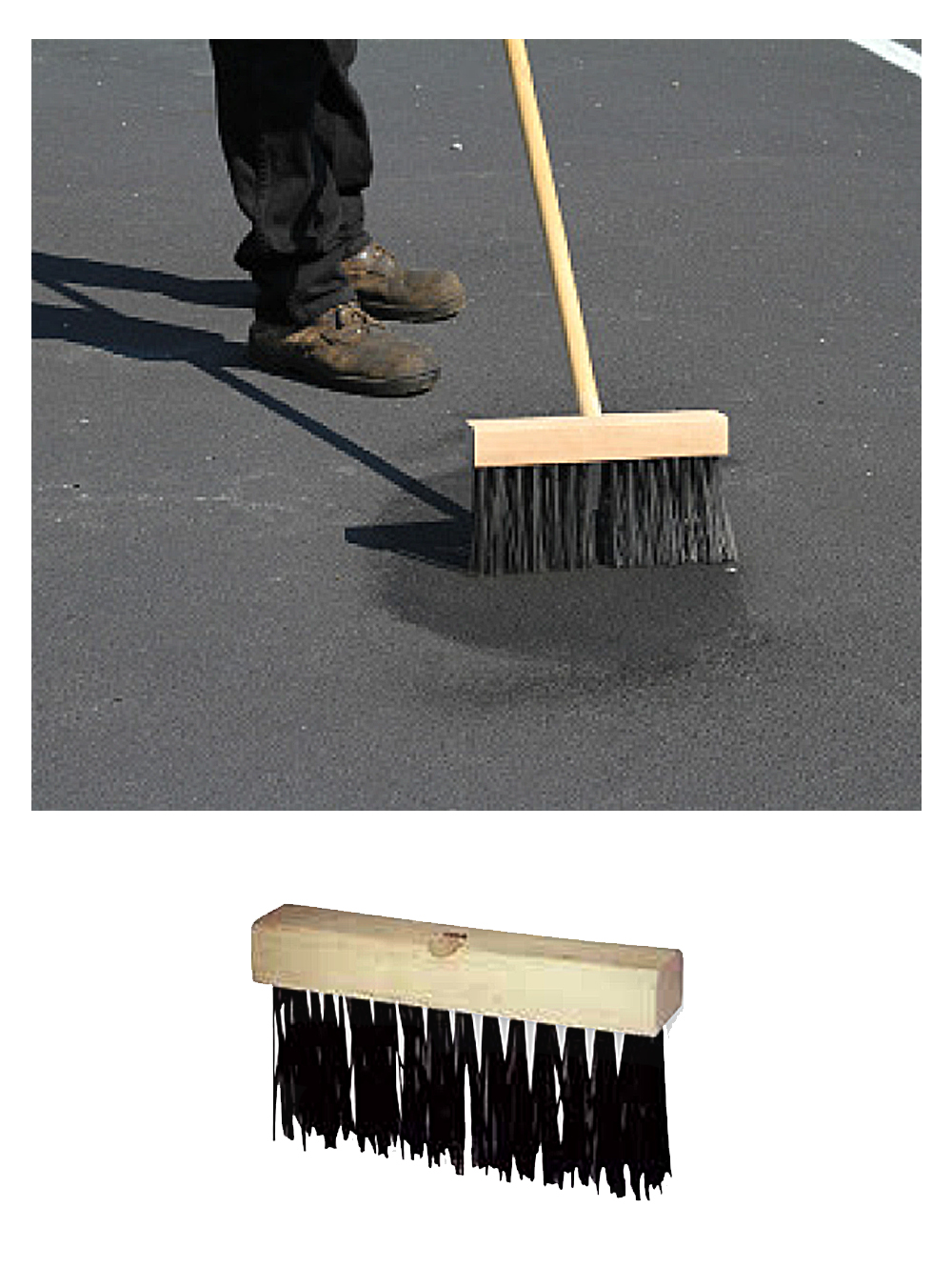 Viaker producto: Oil Spot Cleaning Broom