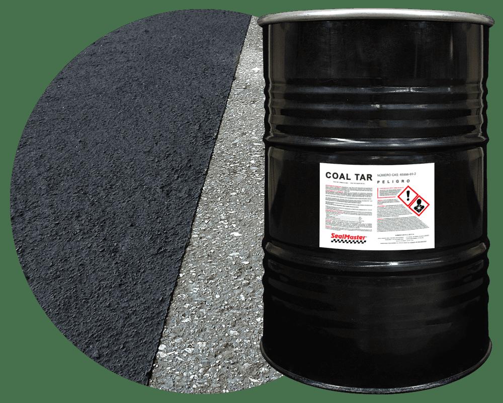 Viaker producto: SEALMASTER® COAL TAR