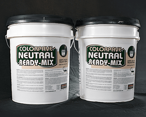 Viaker producto: COLOR PAVE® NEUTRAL READY MIX