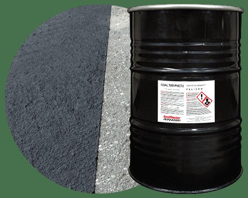Viaker producto: SEALMASTER® COALTAR MODIFICADO CON POLIMEROS (PMCTS)
