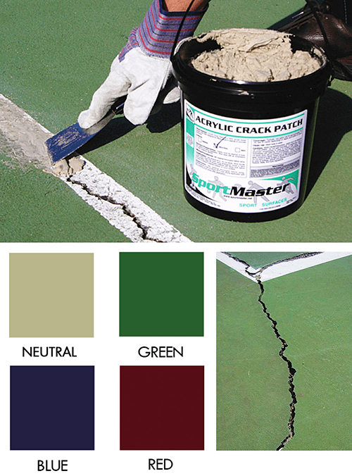 Viaker producto: ACRYLIC CRACK PATCH